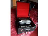 48 bass piano accordian