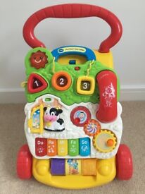 Excellent condition Vtech baby walker