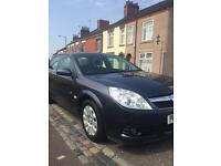 Vauxhall Vectra automatic one year mot