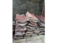 Roof tiles: free to collect