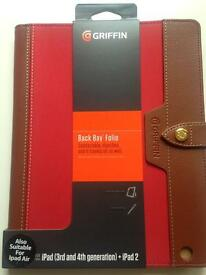 Cover for iPad (3 rd and 4th generation ) + iPad and Also suitable for iPad Air .
