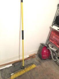 DIY broom