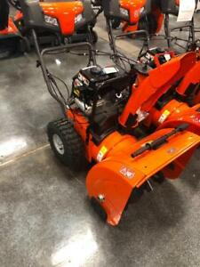 Husqvarna Snowblowers