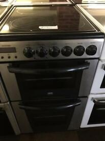ZANUSSI 50 CM WIDE ELECTRIC COOKER WITH GUARANTEE 🇬🇧🇬🇧🌎🌎🇬🇧🇬🇧