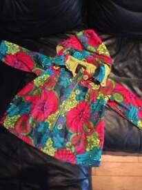 Catimini raincoat jacket/coat 2 years