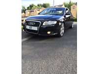 Audi A4 2007 140 2.0 TDI S-Line Diesel Automatic DSG F1 Paddle Shift Very Rare Not BMW Or A3 L@@K