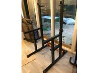 MIRAFIT ADJUSTABLE SQUAT RACK