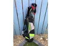 Young Gun Pro Series Green Golf Set