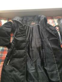 Phase eight black winter coat