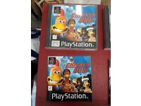 Ps1 game cases and inlay instructions. No games. Gex Chicken run. Gta. Rapid racer. T'ai Fu. Medal