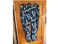 Topshop beautiful trousers size 14