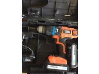 Black&Decker 18V Drill