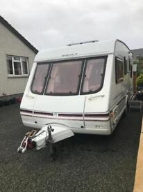 SWIFT CHALLENGER 490SE 5/BERTH WITH LOADS OF EXTRAS PLUS MOTOR MOVER,