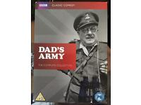 Complete dads army box set