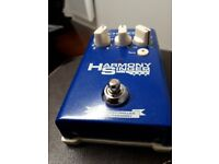 T C Helicon Harmony Singer/ Guitar Controlled Vocal Harmony Pedal