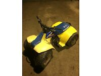 Suzuki lt50 kids quad bike pw50