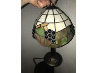 Tiffany style lamp (small)