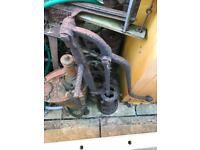 Vintage Cast Iron Water Pump. No2. Can deliver