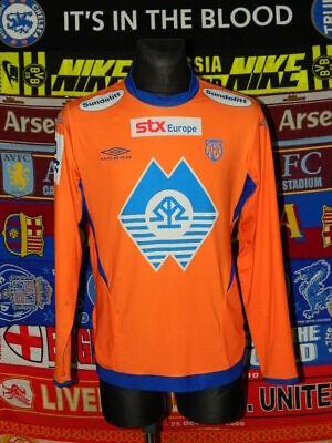 5/5 Aalesunds FK adults L/XL 2009 home football shirt jersey trikot skjorta image