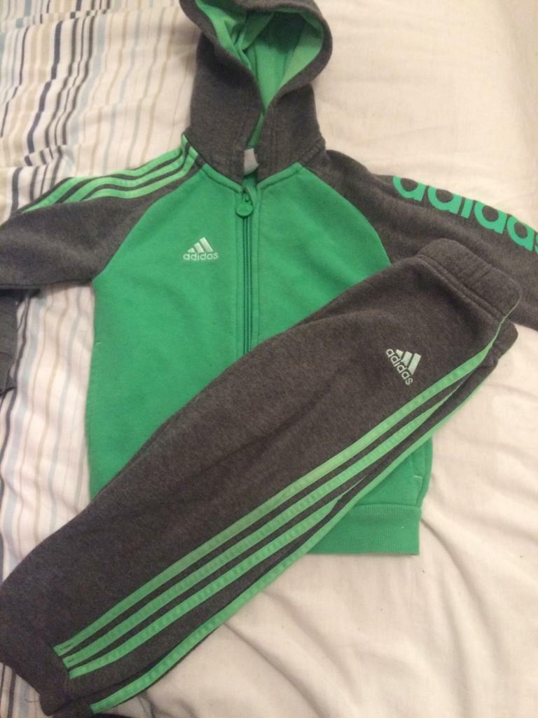 Adidas 18-24 month tracksuit