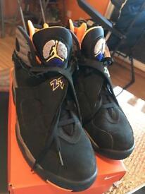 Air Jordan retro 8 size 10.5 UK