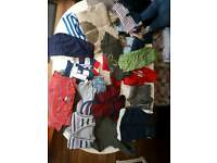 12 to 18 months old boy's baby clothes