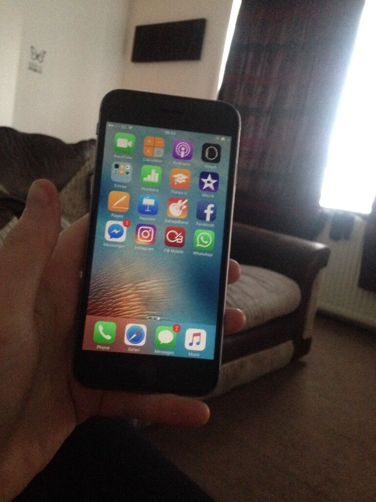 iphone 6 space grey iphone 6 space grey 32gb in largs ayrshire gumtree 2921