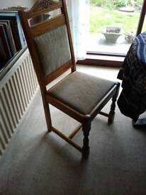 Old charm dining chairs