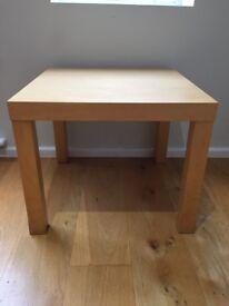 IKEA Lack Side table, oak effect