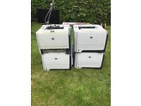 Hp jet printers x 4