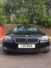 BMW 5 series 520d automatic 2011 year
