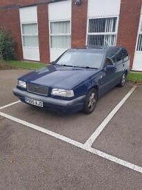 Volvo 850 estate full m.o.t £375