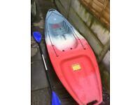 Tek X-T-Sea 285 Sea Kayak
