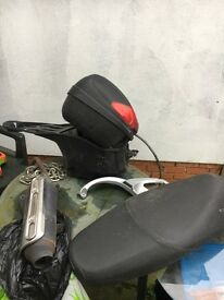 Original honda ps125 parts