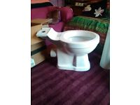 brand new boxed bathstore toilet