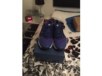 brand new in the box mens NIKE ZOOM TRAIN trainers size 12 colour blue with black