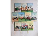 Usborne First Reading, Farmyard Tales, hardcover 10 books set