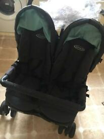 Graco sports double buggy