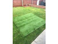 High grade artificial grass