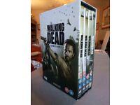 The Walking Dead Box Set -- Seasons: 1-4