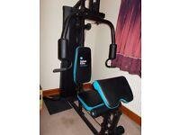 Men's Health 66kg Home Multi Gym Elite Active +