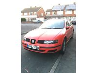 Seat Leon 1.9, lowest mileage in the country