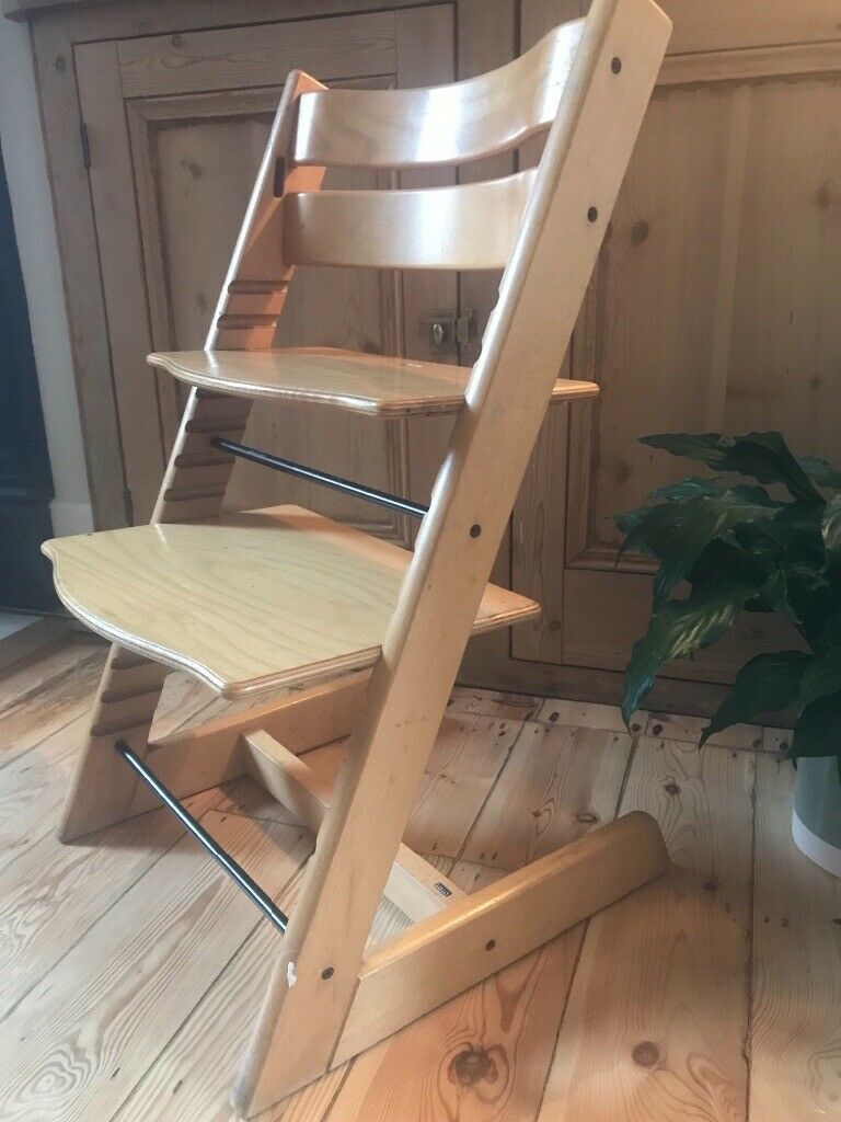 Baby Feeding Stokke Tripp Trapp High Chair Natural Beech Cheap Sales