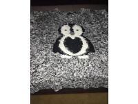 Owl jumper size 10