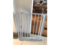 SafeTots stair gate for sale