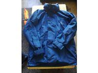 Rohan gortex coat size m