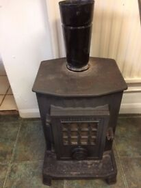 Coalbrookdale Wood Burning Stove