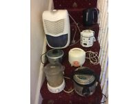 Dehumidifier and rice cookers in swansea
