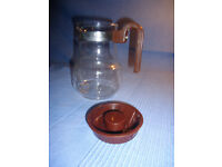 Used Pyrex coffee pot - In good condition