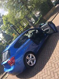 £10000 No offers!!! BMW 1 series M Sport 118D 3Door manual